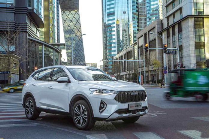 Great Wall Motors announced February sales data, overseas markets are the highlight
