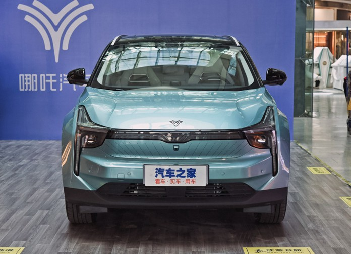 Hozon's 2nd EV, Nezha U official launched in Chinese market with price started at 139,800 yuan