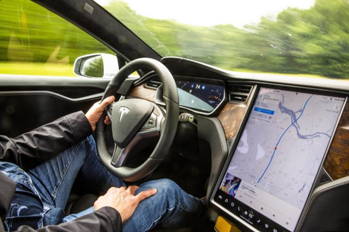 China MIIT interviewed Tesla due to the unmatched vehicle controllers