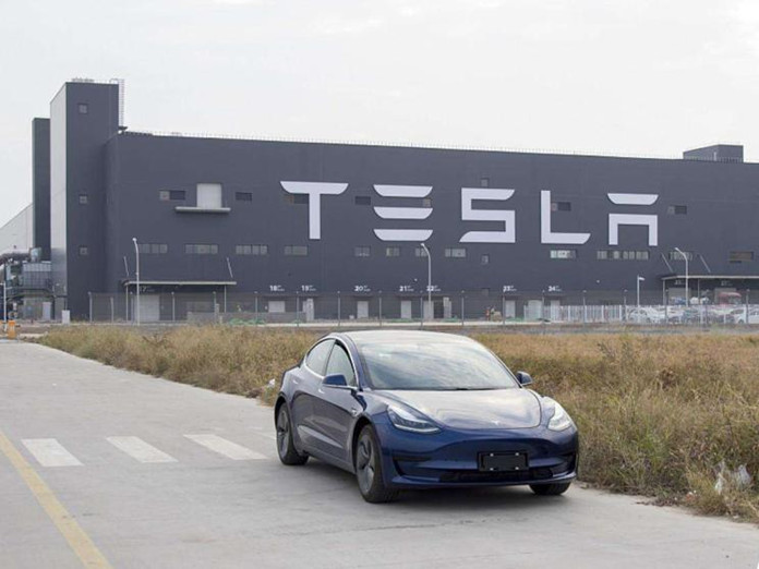 Tesla to increase weekly production capacity to 3500 for the Shanghai plant