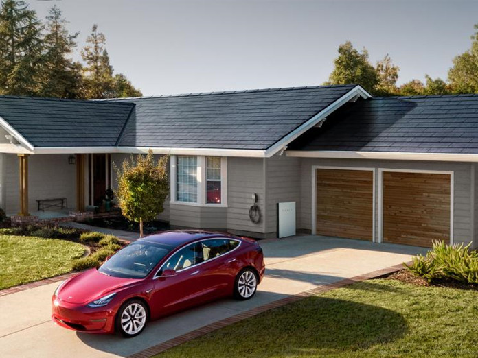 Tesla China Solar Roof builds team to enter Chinese market