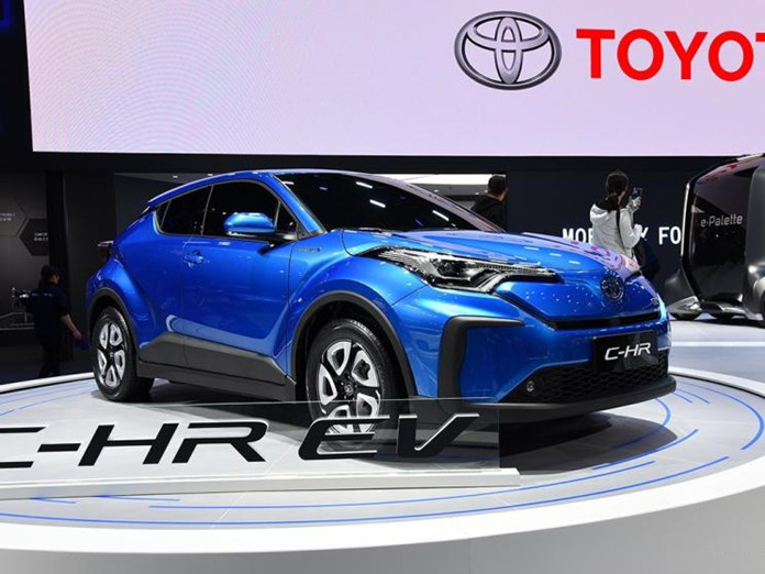 Toyota accelerating electric vehicles in China: GAC Toyota invests in a new production line
