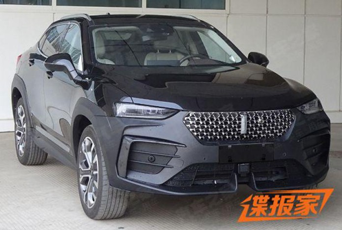 Teaser Image of GWM's New SUV: WEY VV7 GT PRO