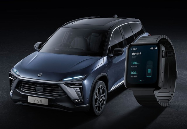 Xiaomi and NIO reach agreement:   Xiaomi Smart Watch to link up with NIO vehicles