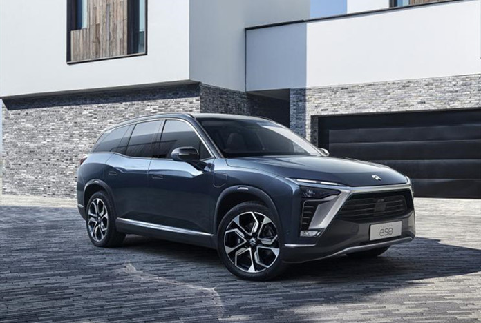 NIO's June sales may exceed 4,000 units and hit a new high, ES8 regains growth