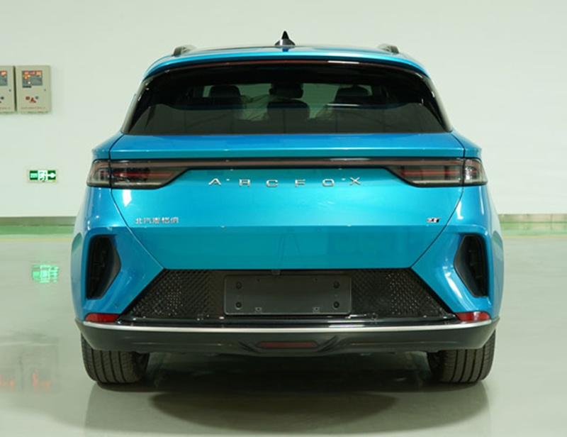 BAIC's high-end EV brand, ARCFOX ECF to launch in 2nd half 2020 or named MARK5