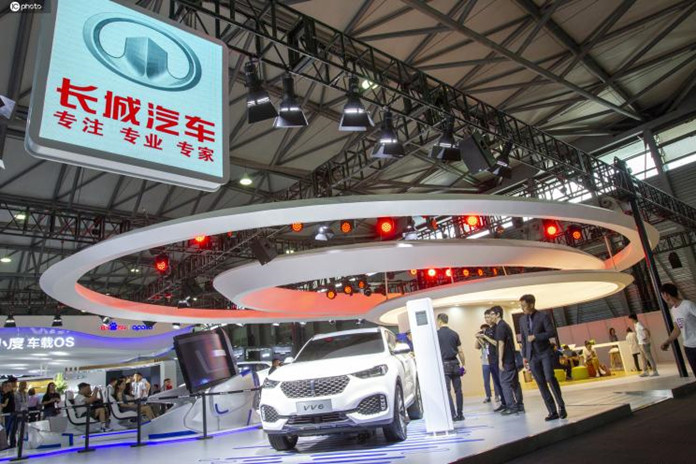 Great Wall Motors issued 2019 financial report, overseas revenue surges 66%