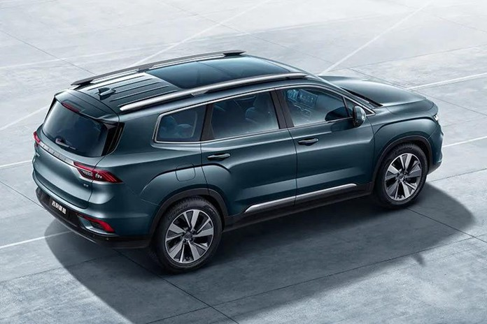 Geely Auto Premieres the Haoyue, a 5 & 7-Seater Mid-size SUV in the Chinese market