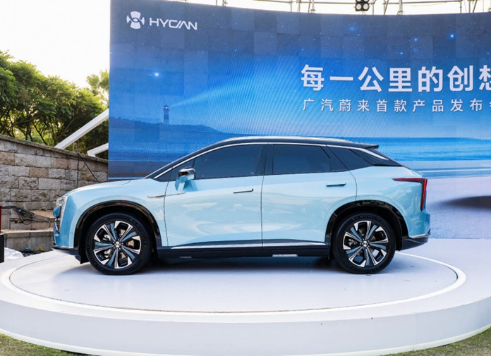 HYCAN 007, GAC-NIO's First Pure EV Officially Listed in the Chinese market with price started at 262,000 yuan