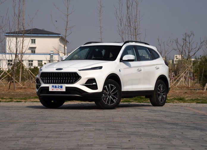 JAC Jiayue X7 officially listed in China with a price range of 89,800 - 119,800yuan