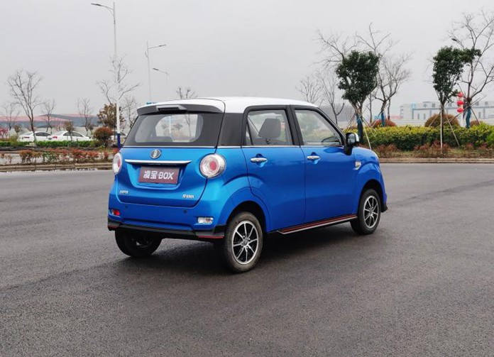 Chinese EV startup Jemmell Launches its first mini EV: Lingbao BOX