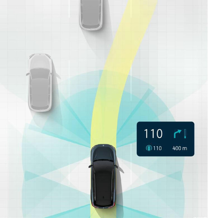 NIO releases new optional package for NIO Pilot to feature more auto-assisted navigation driving functions