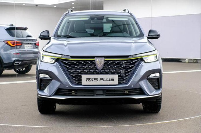 SAIC Announces an upgraded Roewe RX5 PLUS in China