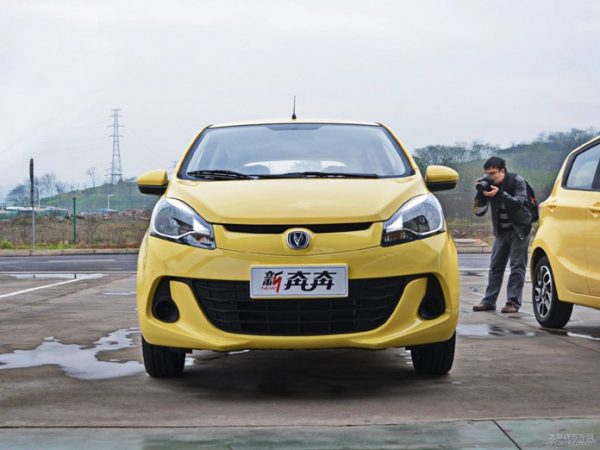 2015 Changan Benni (Benben) Technical Specs