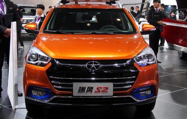 2015 JAC Refine S2 (Ruifeng S2) Technical Specs