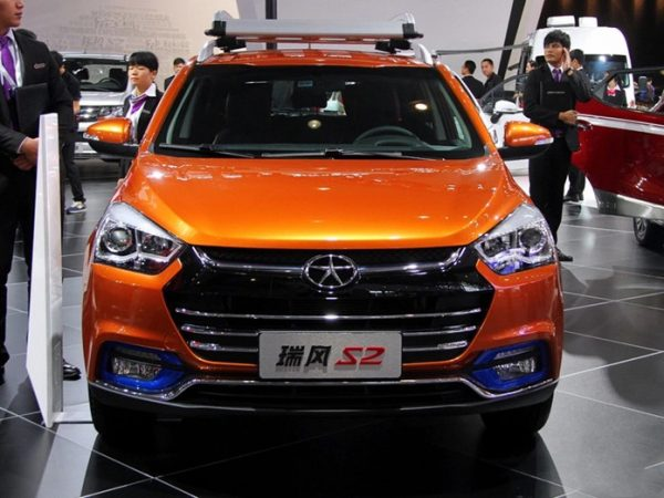 2015 JAC Refine S2 (Ruifeng S2) Technical Specs