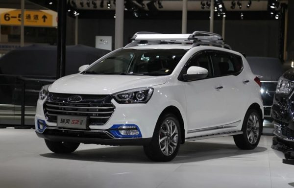 2016 JAC Refine S2 (Ruifeng S2) Technical Specs