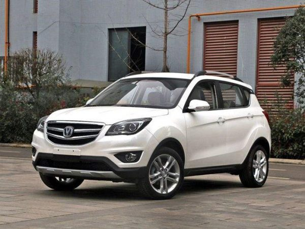 2017 Changan CS35 Technical Specs
