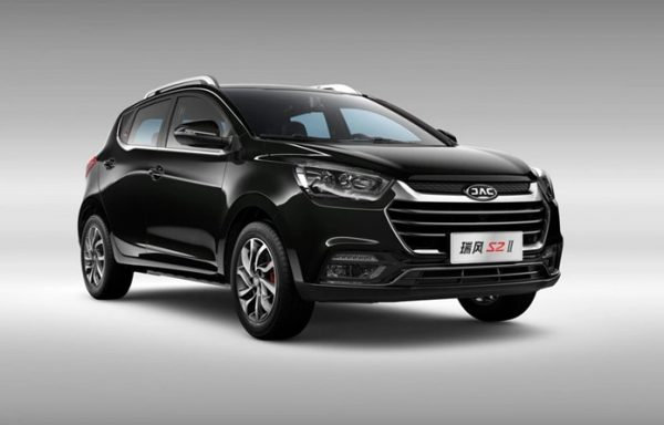 2017 JAC Refine S2 (Ruifeng S2) Technical Specs