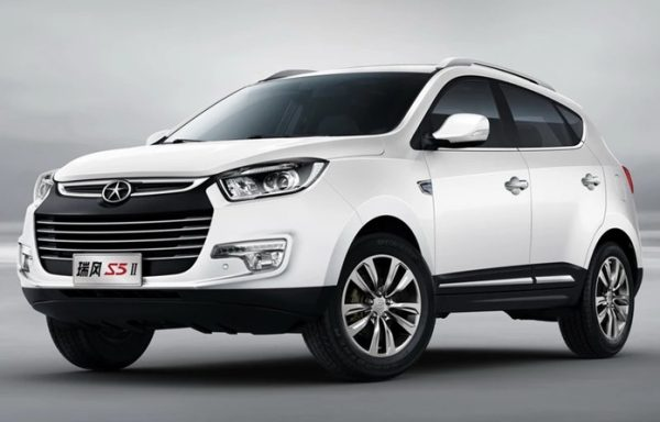 2017 JAC Refine S5 (Ruifeng S5) Technical Specs