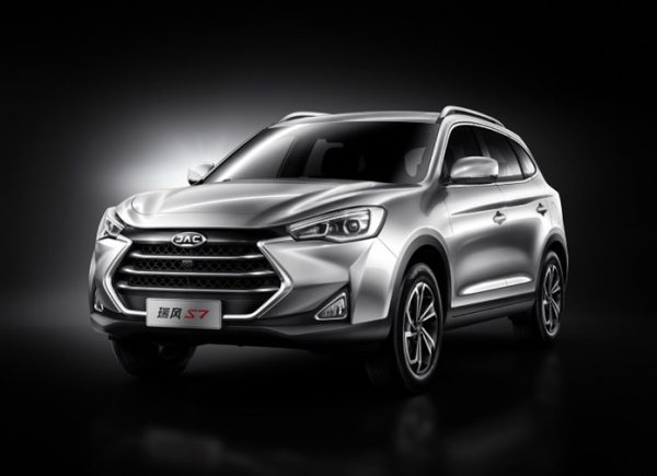 2017 JAC Refine S7 (Ruifeng S7) Technical Specs