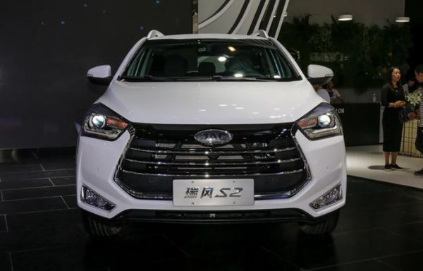 2018 JAC Refine S2 (Ruifeng S2) Technical Specs