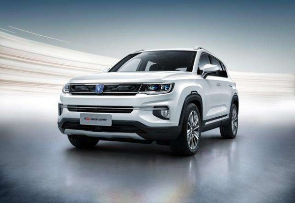 2019 Changan CS35 PLUS Technical Specs