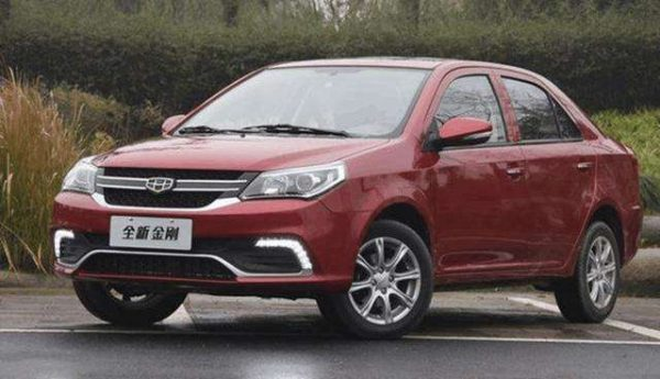 2019 Geely Jingang (King Kong) Technical Specs