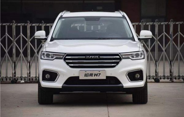 2019 Haval H7 Technical Specs