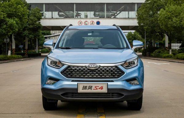 2020 JAC Refine S4 (Ruifeng S4) Technical Specs