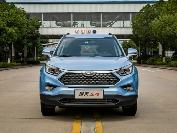 2020 JAC Refine S4 (Ruifeng S4) Technical Specs