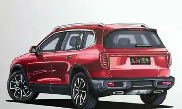 All-New Haval H5 is Exposed in Retro Appearance and Off-Road Style
