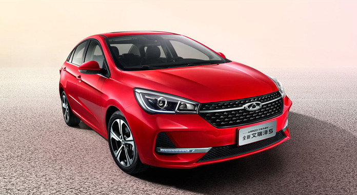 Chery Arrizo 5 Will soon have a 1.5T engine mated by a manual gearbox