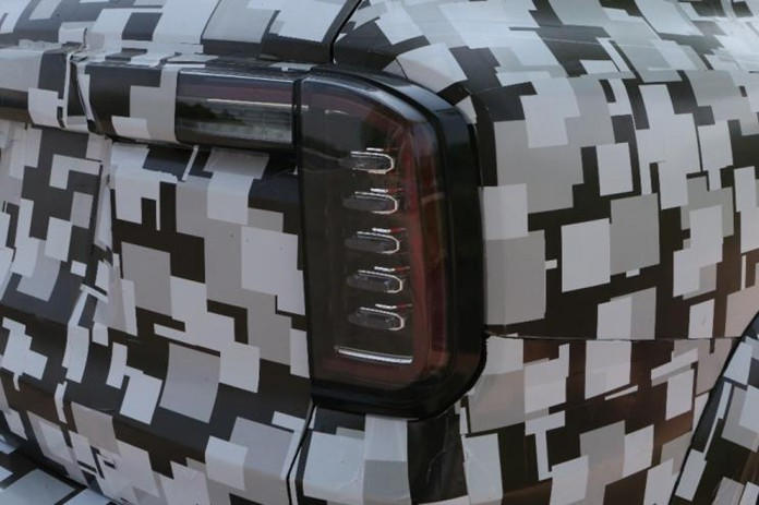 Spy Photos Leaks: HAVAL All-New SUV or be a New Series after H and F