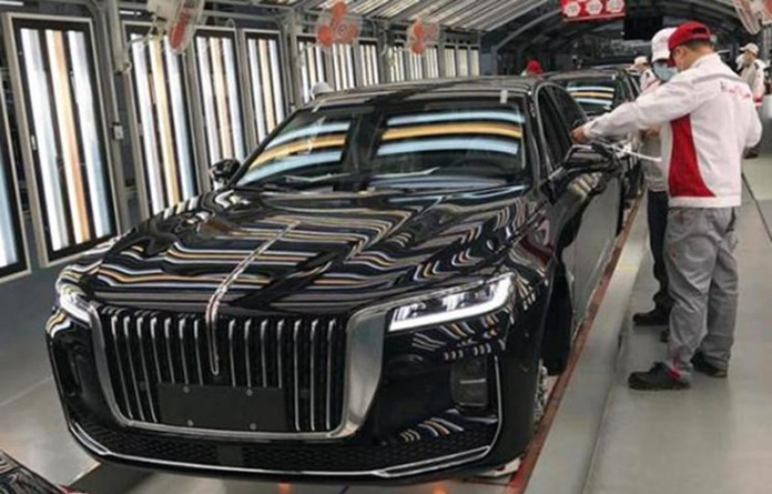 FAW Hongqi H9 is officially offline, or listed in June 2020