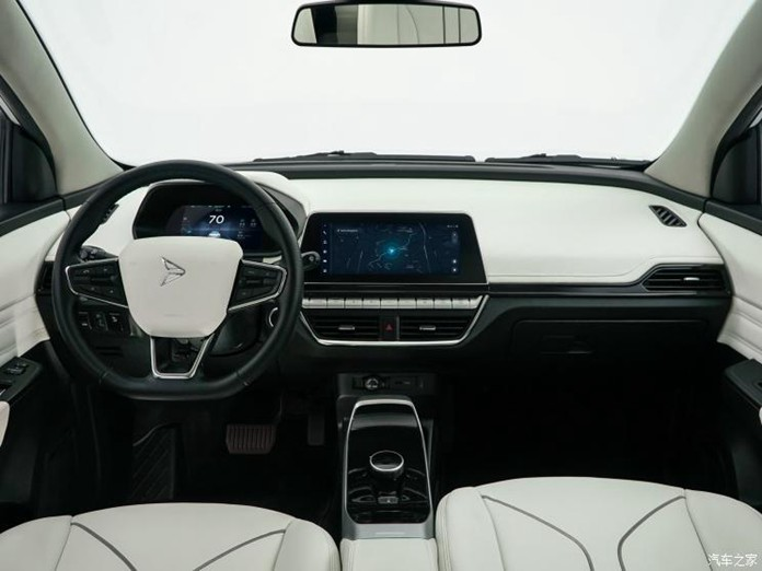 Chinese EV Startup Launched a new EV SITECH GEV1 Which is a sibling model of DEV 1