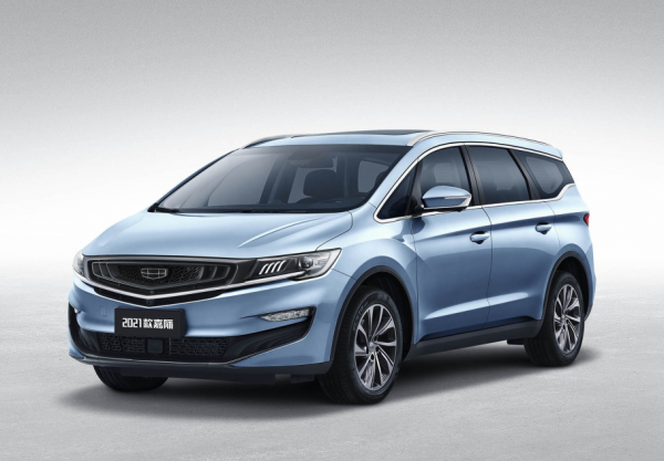 2021 Geely Jiaji Technical Specs
