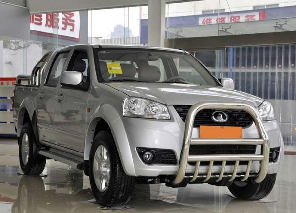 2010 GWM FengJun 5 (Wingle 5) Pickup Technical Specs