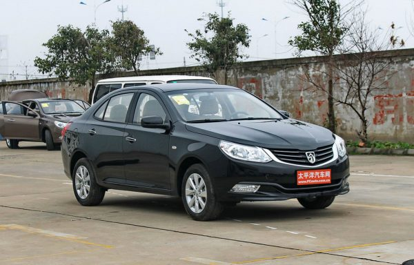2012 Baojun 630 Technical Specs