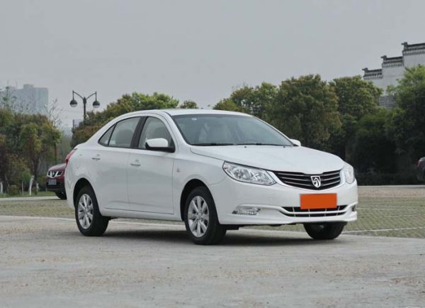 2013 Baojun 630 Technical Specs