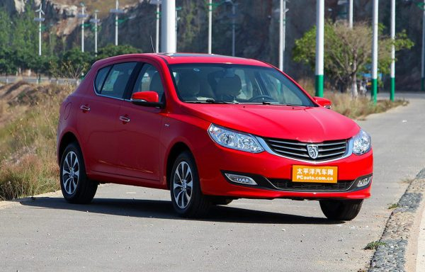 2014 Baojun 610 Technical Specs