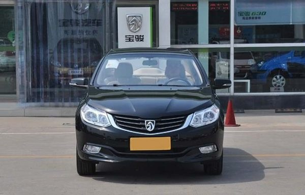 2014 Baojun 630 Technical Specs
