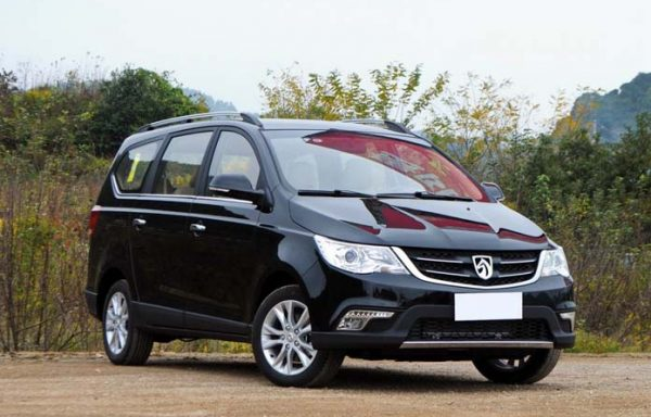 2014 Baojun 730 Technical Specs