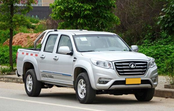 2014 GWM FengJun 6 (Wingle 6) Pickup Technical Specs