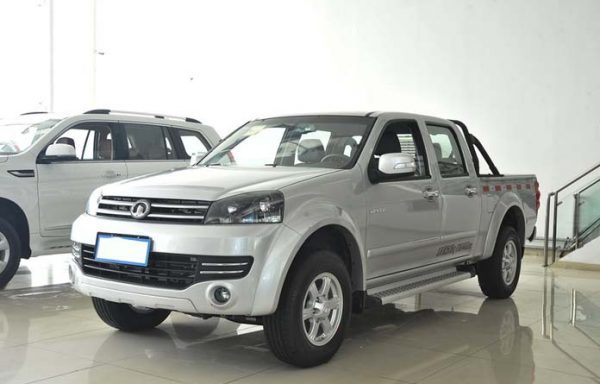 2015 GWM FengJun 5 (Wingle 5) Pickup Technical Specs