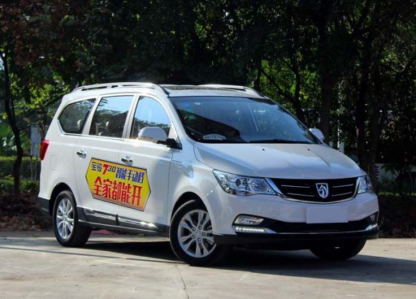 2016 Baojun 730 Technical Specs