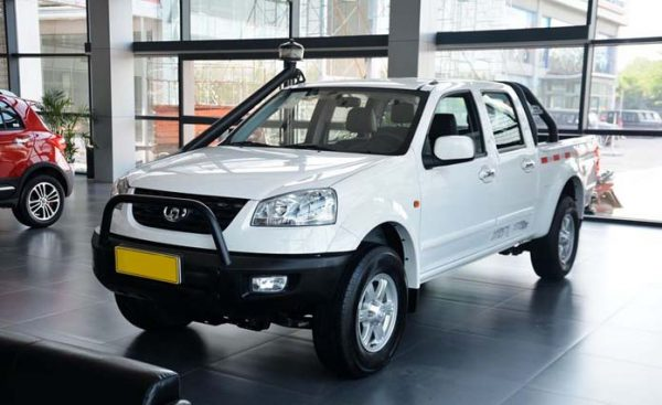 2016 GWM FengJun 5 (Wingle 5) Pickup Technical Specs