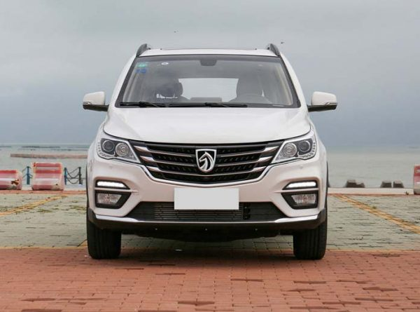 2017 Baojun 560 Technical Specs