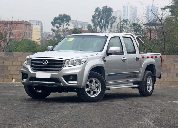 2017 GWM FengJun 6 (Wingle 6) Pickup Technical Specs