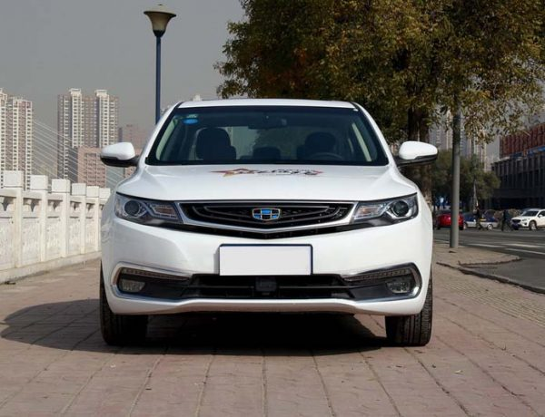 2017 Geely Emgrand GL Technical Specs